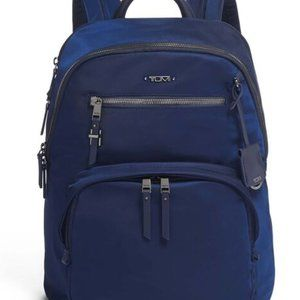 *NWT* NAVY Tumi Voyageur Hilden Backpack